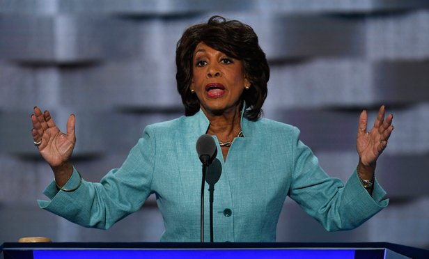 Rep. Waters Nominated to Chair House Financial Services Committee