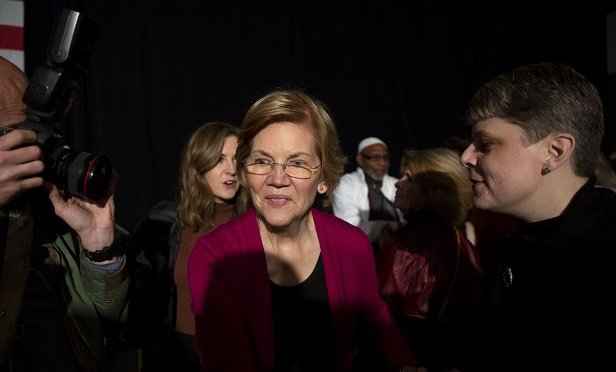 Warren Kicks Off Presidential Campaign, Offers Estate Tax Proposal