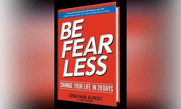Be Fearless book cover, Jonathan Alpert