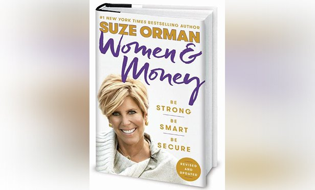 "Suze Orman book cover: ""Women & Money,"" 2018"