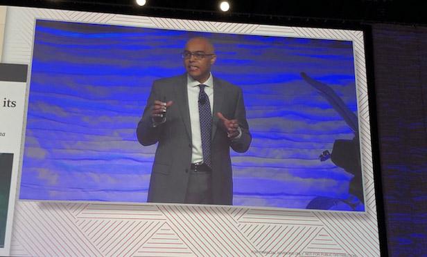 Vanguard Chief Investment Officer Greg Davis. (Photo: Bernice Napach/ALM)