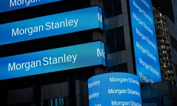 Ex-Rep Sues Morgan Stanley Over Deferred Comp