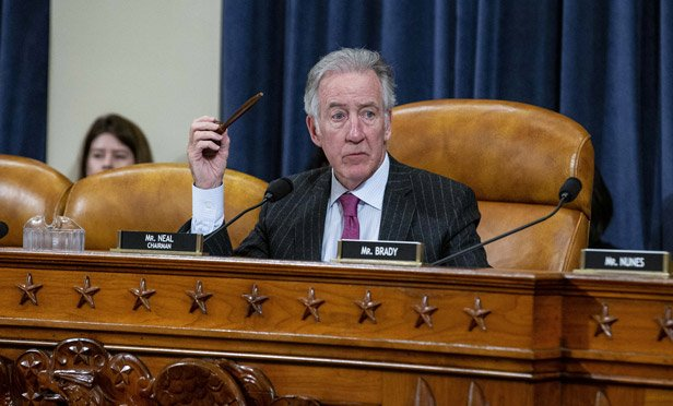 Ways and Means Chair Wants Pension Relief in Next Stimulus Package