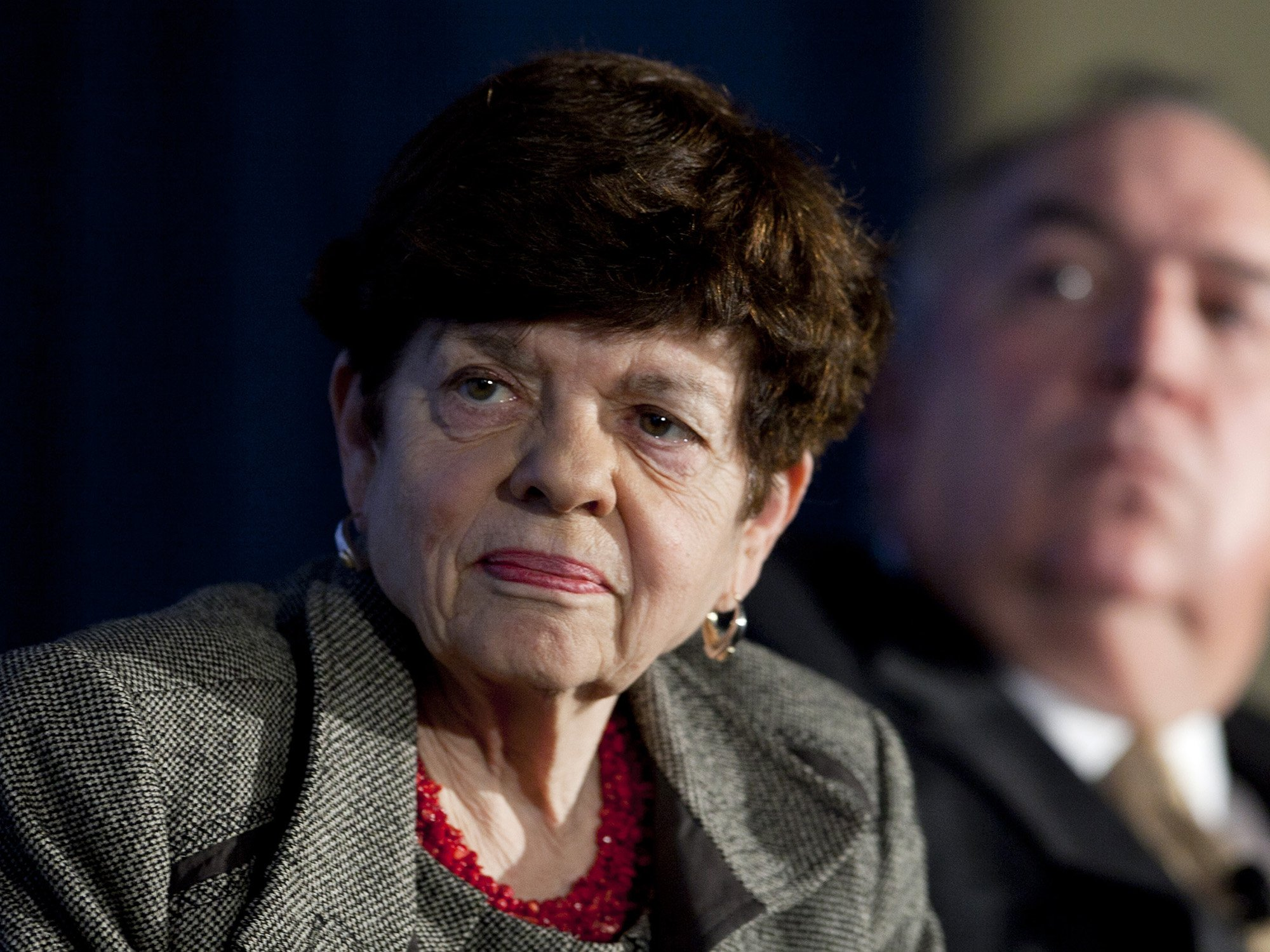 Alice Rivlin, Fed Vice Chair Who Was Budget Hawk, Dies