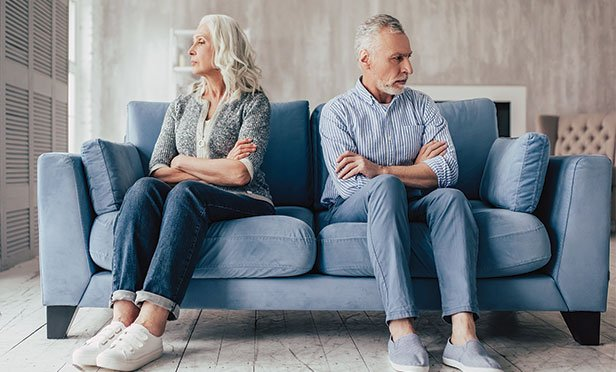 How to Rescue Retirement When Older Clients Divorce
