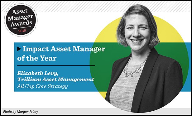 2019 Asset Manager Awards: Trillium Asset Management, All Cap Core Strategy