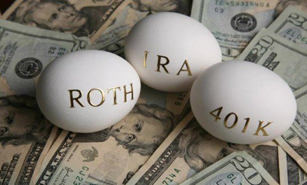 IRA openings increased in Q1, Fidelity reports.