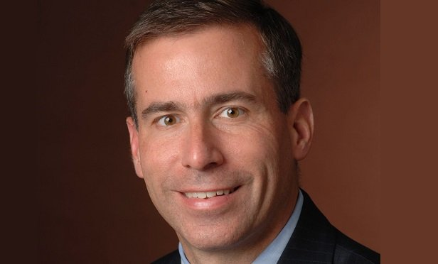 Russell Golden, the chairman of FASB