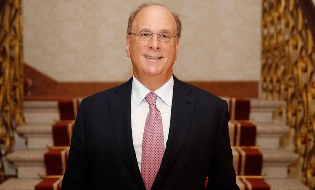BlackRock CEO Laurence D. Fink