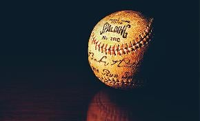 When Client Assets Include Sports Memorabilia