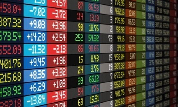 An investment performance board. (Credit: Thinkstock)