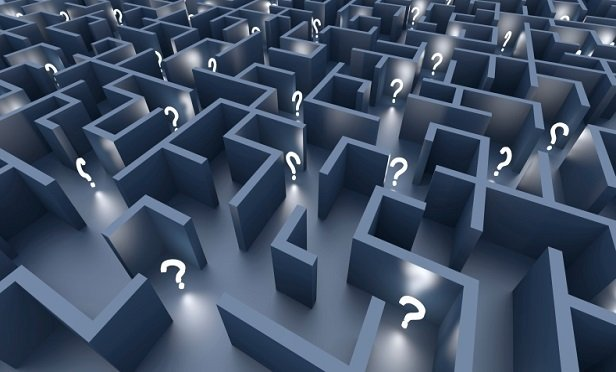 An endless maze (Credit: Thinkstock)