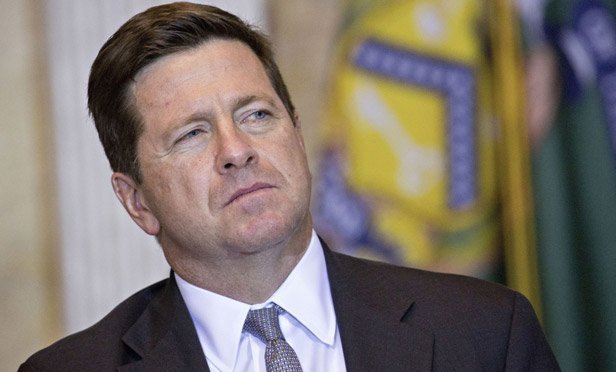 SEC Chairman Jay Clayton. (Photo: Bloomberg)