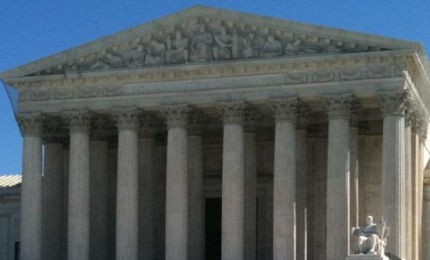 U.S. Supreme Court (Photo: Allison Bell/ALM)