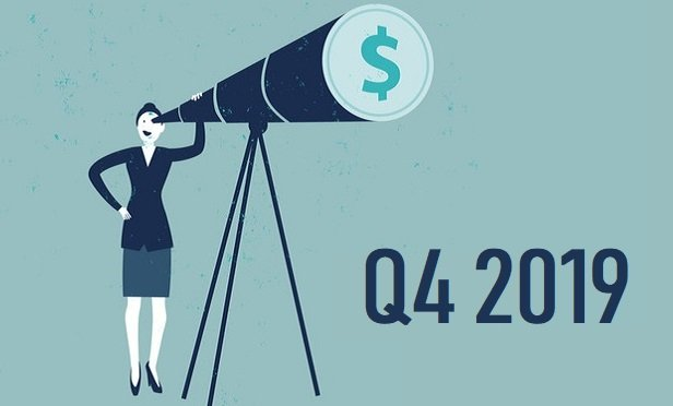 A money telescope for Q4 2019
