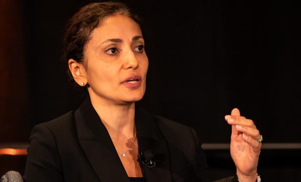 SEC investment management director Dalia Blass. (Photo: Herb Pirone/IAA)