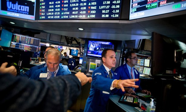 NYSE stock traders