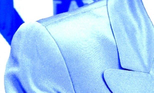 A cold, blue shoulder (to symbolize jilting)