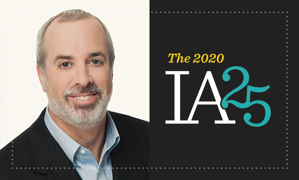 The 2020 IA25: Ric Edelman
