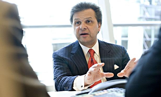 Joseph Zubretsky, in New York, on Wednesday, September 17, 2008. Photographer: Daniel Acker/Bloomberg News