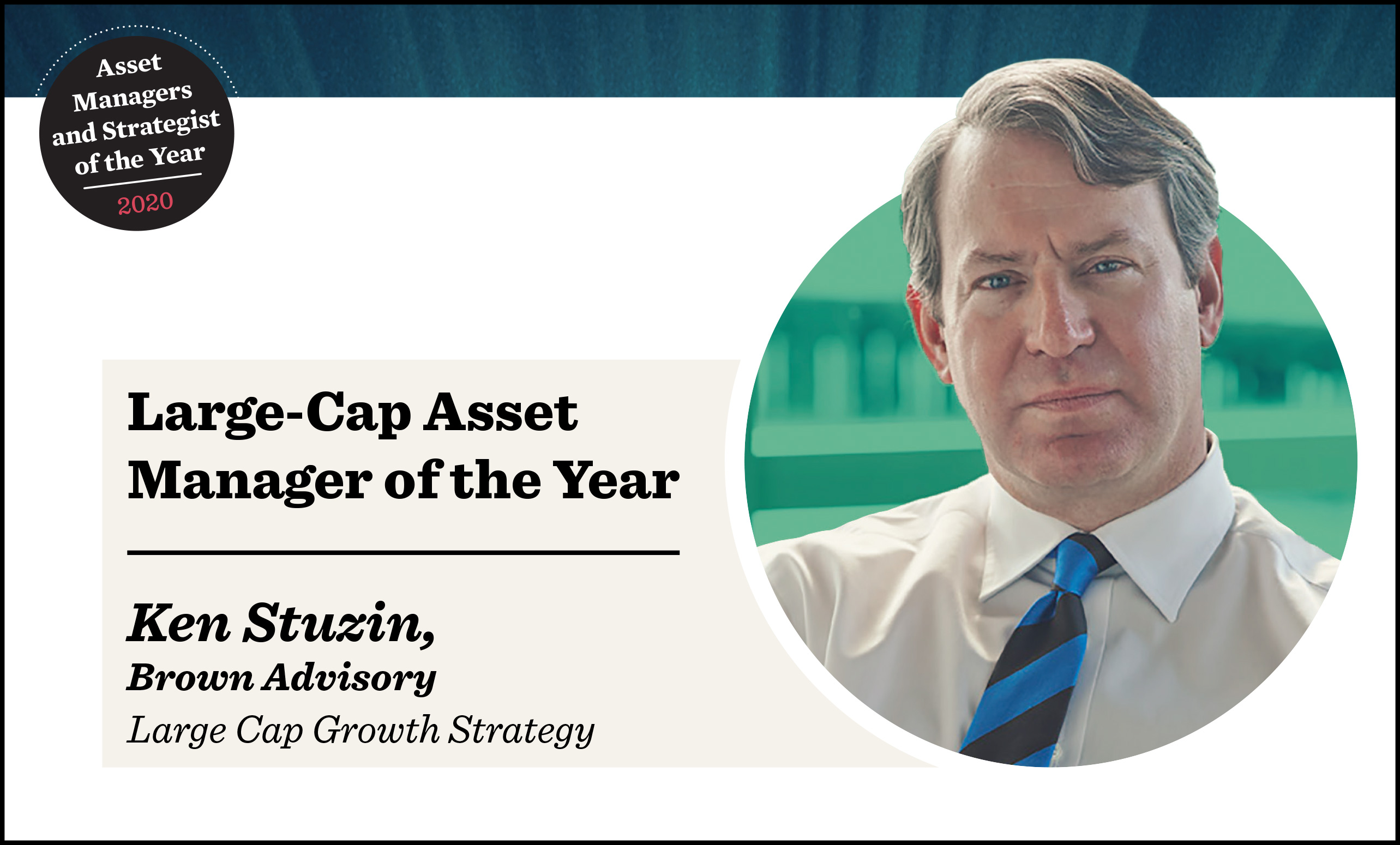 Large-Cap Equity Asset Manager of the Year: Brown Advisory
