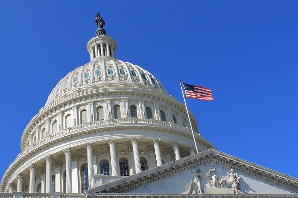 Stock photo of U.S. Capital