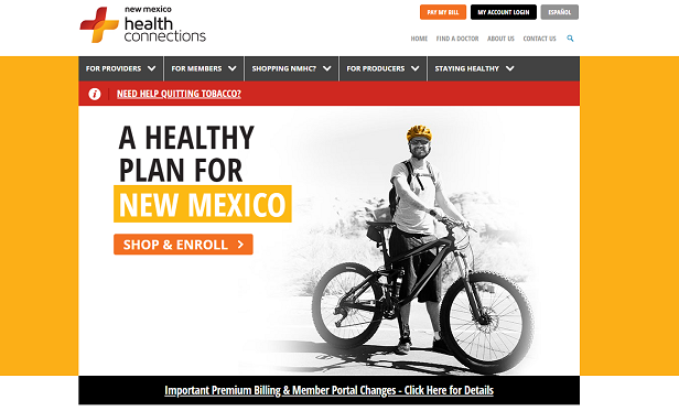 (Credit: New Mexico Health Connections)