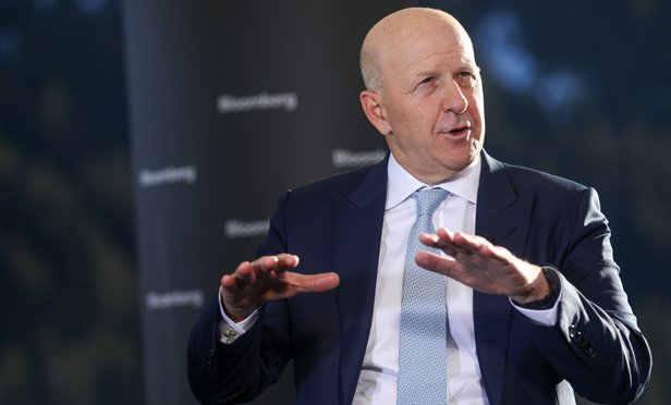 Goldman CEO Solomon Faces Clawback After Record 1MDB Fine