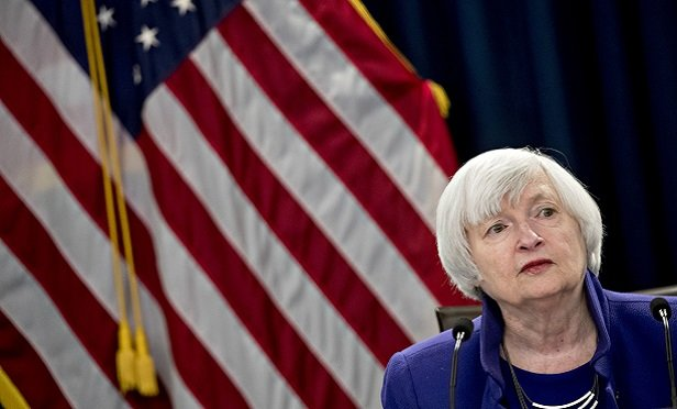 Yellen Leaves Door Open to Tax Increase on Wealthy