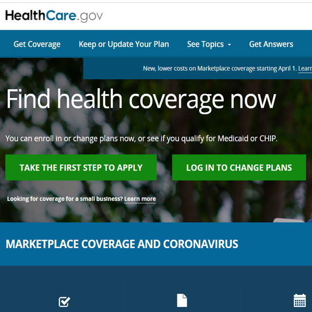 Biden's HealthCare.gov Gives Individual Coverage HRAs a Cool Welcome