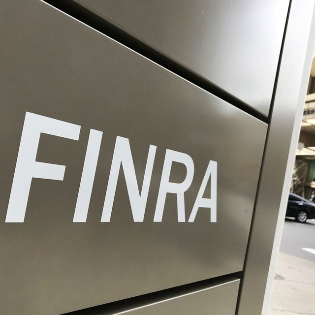FINRA Suspends Broker Named as Client Trustee