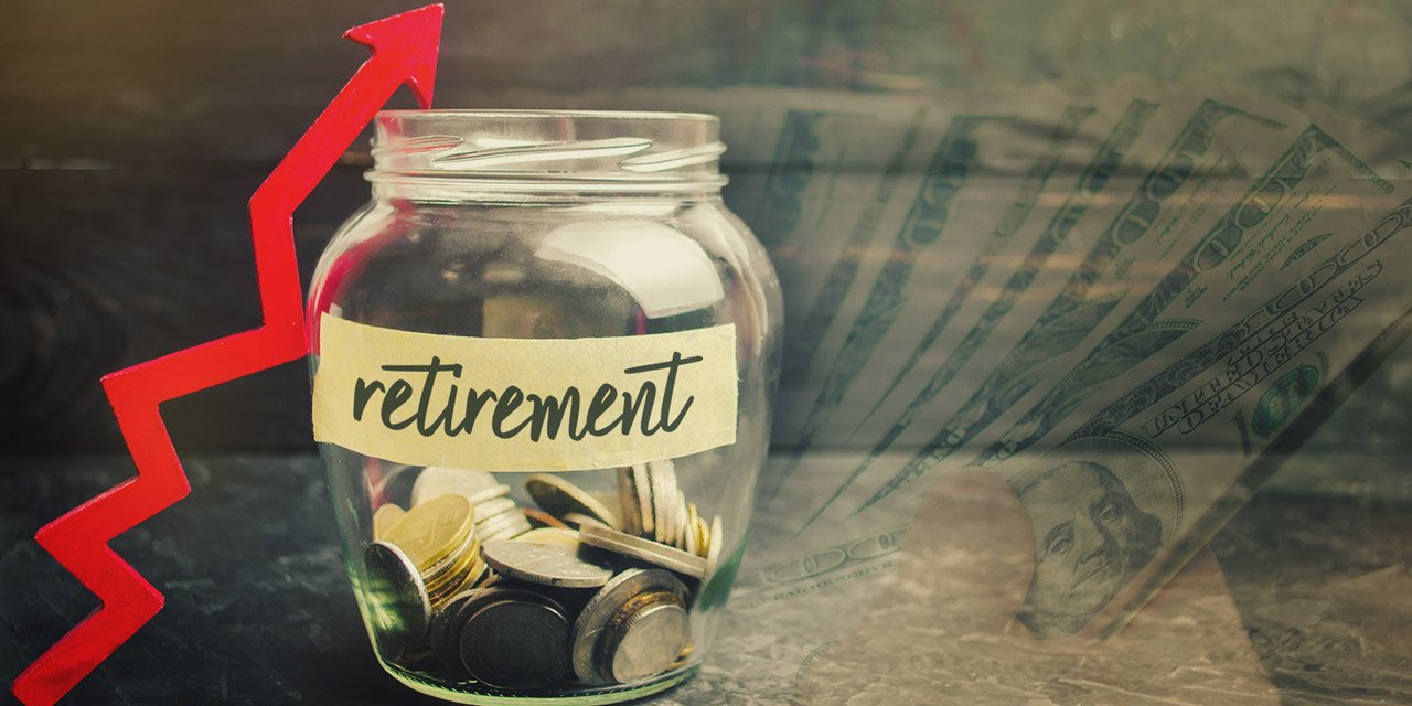 10 States With Highest Average Retirement Savings