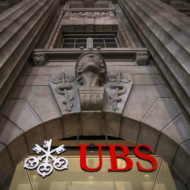 UBS Explores Offering Crypto Investments to Wealthy Clients