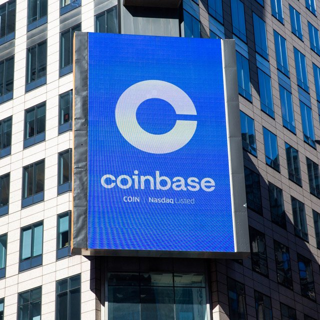 Coinbase Goes Public With Initial Valuation Topping $100B