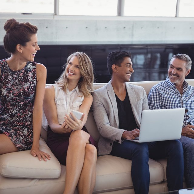 Connect Millennials' Investment Mindset with Benefits