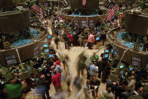 New York Stock Exchange. AP Photo: L.M. Otero