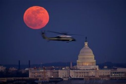 (AP Photo/NASA, Bill Ingalls)