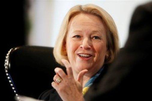 Chairman of the Securities Exchange Commission Mary Schapiro (AP Photo/Mark Lennihan)