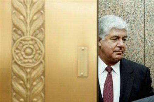 AIG CEO Robert Benmosche (AP Photo/Pablo Martinez Monsivais)