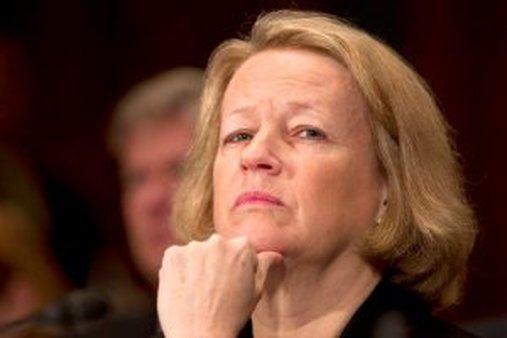 SEC Chair Mary Schapiro (AP Photo/Evan Vucci, File)
