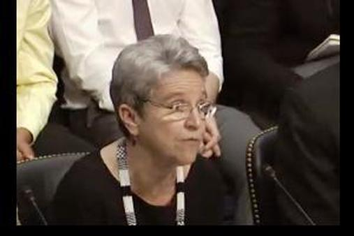 Judith Feder (Image courtesy of the U.S. Senate)