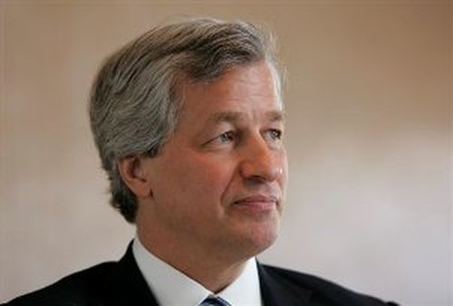 JP Morgan CEO Jamie Dimon. (Paul Sakuma AP Images)