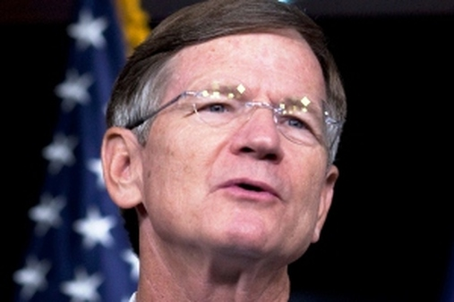Rep. Lamar Smith, R-Texas (AP Photo/Drew Angerer, File)