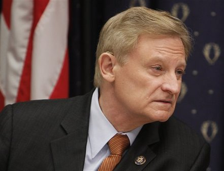 Rep. Spencer Bachus, R-Ala., chairman of the House Financial Services Committee. Photo credit: AP Images