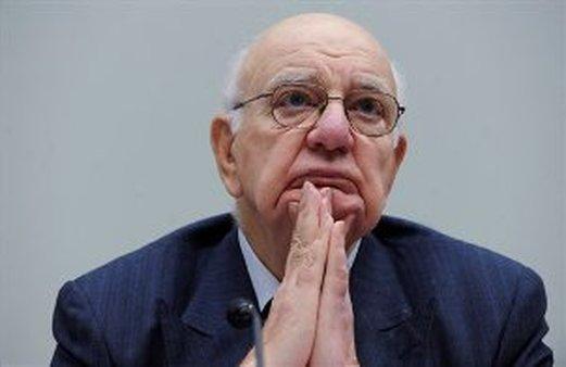 Systemic Risk Council senior advisor  Paul Volcker (AP Images)
