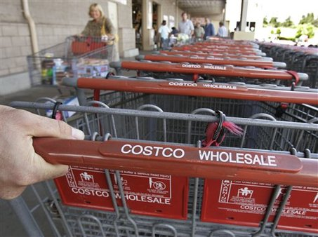 Could Costco put agents out of business? (AP Photo/Paul Sakuma)
