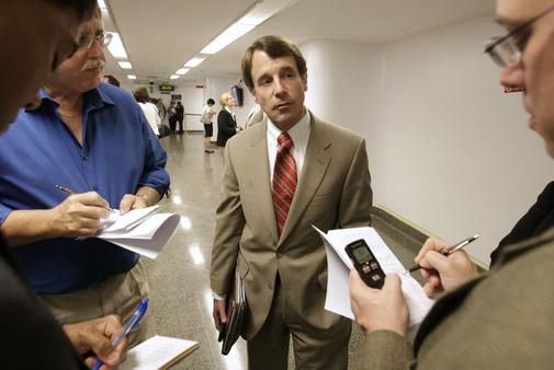 California Insurance Commissioner Dave Jones (AP Images)