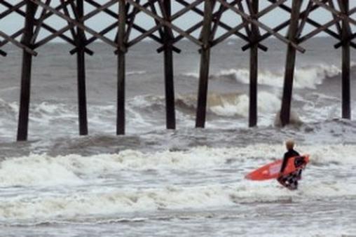 The group LTCI market has been sailing through stormy seas. (AP Photo/Jim Dietz)