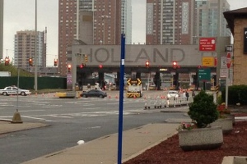 Sandy closed some of the busiest bridges, tunnels and transit systems in the world. (LHP Photo/Allison Bell)