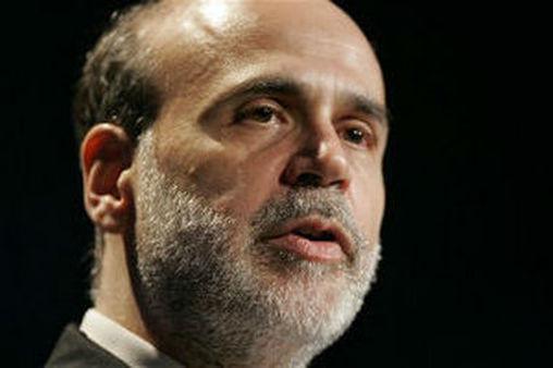 Ben Bernanke (AP Photo/Brian Kersey)